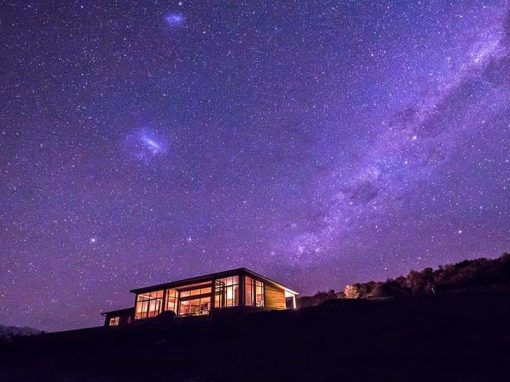 Isolation Bay is the perfect place for stargazing and night sky photography.